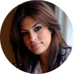 Eva Mendes on TM